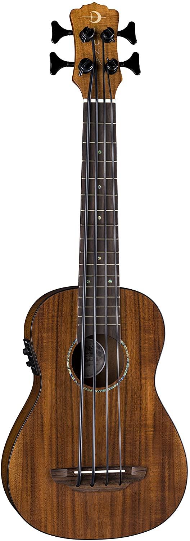 Luna Bass ukulélé