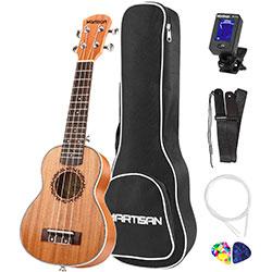 martisan ukulele soprano débutant